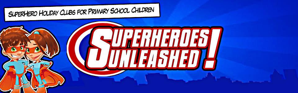 Highfields Cathays Holiday Club - Superheroes Unleashed